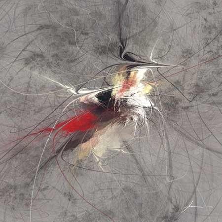 Paint Swirl I Digital Print by Burghardt, James,Abstract