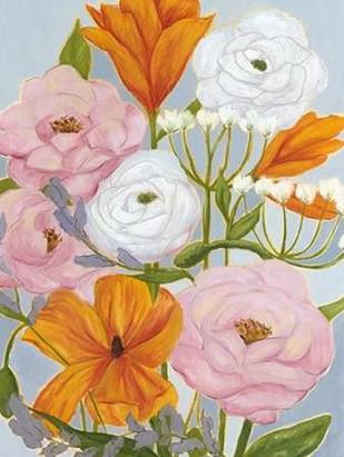 Morning Bouquet I Digital Print by Popp, Grace,Decorative