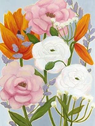 Morning Bouquet II Digital Print by Popp, Grace,Decorative