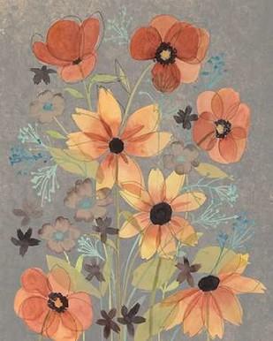Offset Botanicals II Digital Print by Popp, Grace,Decorative