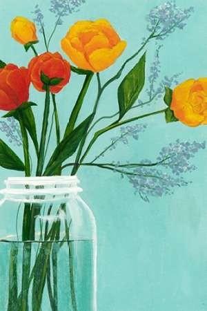 Sylvan Bouquet I Digital Print by Popp, Grace,Decorative