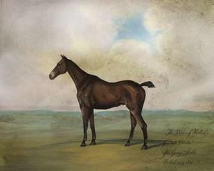 The Prince Rohans Favorite Hunter Digital Print by McCavitt, Naomi,Impressionism