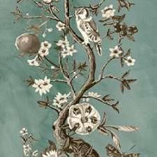 Chinoiserie Patina I Digital Print by McCavitt, Naomi,Decorative