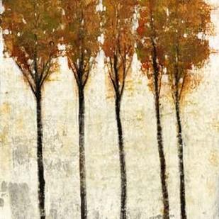 Crystal Canopy I Digital Print by O'Toole, Tim,Impressionism