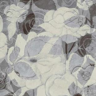 Grey Garden II Digital Print by Popp, Grace,Impressionism