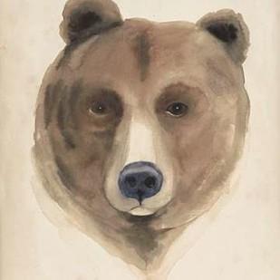 Watercolor Animal Study VI Digital Print by Popp, Grace,Impressionism, Impressionism