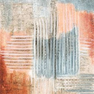 Summer Rust I Digital Print by Lam, Vanna,Abstract