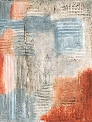 Summer Rust II Digital Print by Lam, Vanna,Abstract
