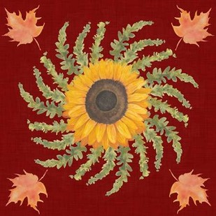 Autumn Floral I Digital Print by Popp, Grace,Decorative