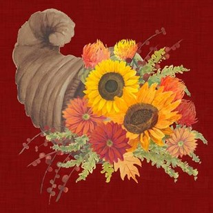 Autumn Floral III Digital Print by Popp, Grace,Decorative