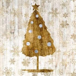 Sophisticated Christmas I Digital Print by Popp, Grace,Decorative