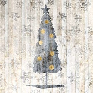 Sophisticated Christmas II Digital Print by Popp, Grace,Decorative