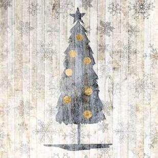 Sophisticated Christmas II Digital Print by Popp, Grace,Decorative