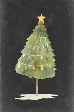 Christmas Glow I Digital Print by Popp, Grace,Decorative