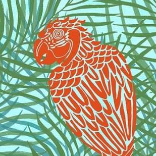 Luau III Digital Print by Vision Studio,Decorative
