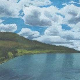 North Adams II Digital Print by Popp, Grace,Impressionism