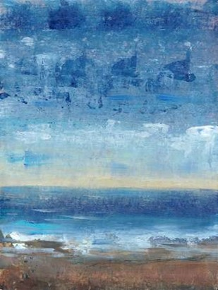 Calm Surf II Digital Print by O'Toole, Tim,Impressionism
