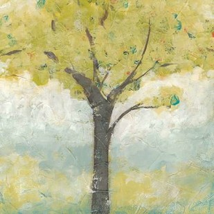 Spring Arbor I Digital Print by Vess, June Erica,Impressionism