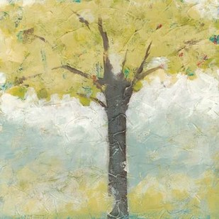Spring Arbor II Digital Print by Vess, June Erica,Impressionism