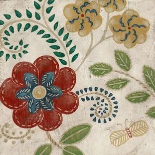 Valentine Tapestry I Digital Print by Zarris, Chariklia,Decorative