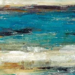 Sea Breeze Abstract I Digital Print by O'Toole, Tim,Impressionism