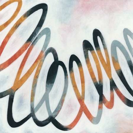 Squiggle I Digital Print by Meagher, Megan,Decorative