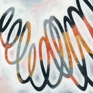 Squiggle II Digital Print by Meagher, Megan,Decorative