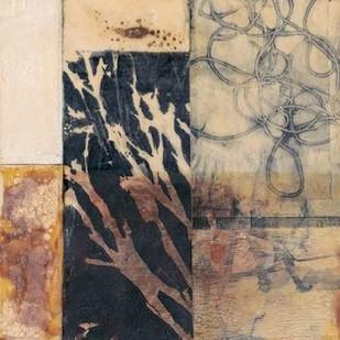 Indigo Layers I Digital Print by Goldberger, Jennifer,Decorative