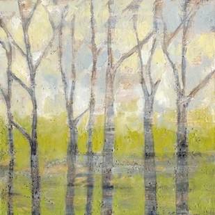Whispering Treeline I Digital Print by Goldberger, Jennifer,Impressionism