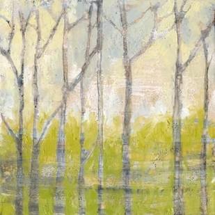 Whispering Treeline II Digital Print by Goldberger, Jennifer,Impressionism