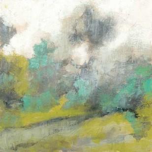 Pastel Walk I Digital Print by Goldberger, Jennifer,Abstract