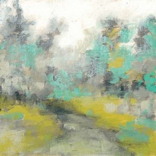 Pastel Walk II Digital Print by Goldberger, Jennifer,Abstract