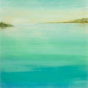 Sky to Sea 1 Digital Print by Marin, Mercedes,Impressionism