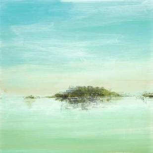 Sky to Sea 2 Digital Print by Marin, Mercedes,Impressionism