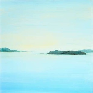 Sky to Sea 4 Digital Print by Marin, Mercedes,Impressionism