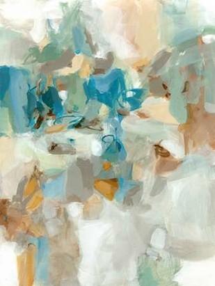 Interior Garden Digital Print by Long, Christina,Abstract