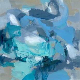 Tangled Digital Print by Long, Christina,Abstract