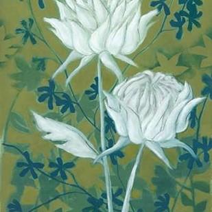 Wild Chrysanthemums I Digital Print by Popp, Grace,Decorative