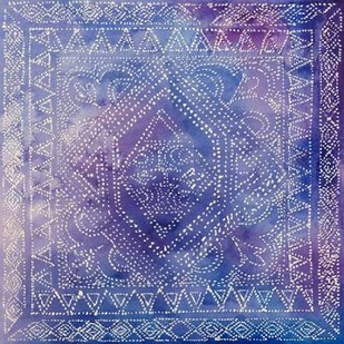 Batik Nebula I Digital Print by Popp, Grace,Decorative