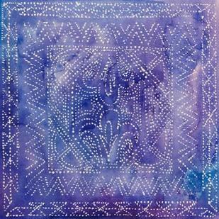 Batik Nebula II Digital Print by Popp, Grace,Decorative