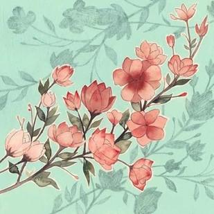 Cherry Blossom Shadows I Digital Print by Popp, Grace,Decorative
