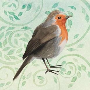 Little Bird II Digital Print by Popp, Grace,Impressionism