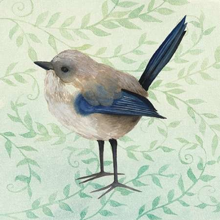 Little Bird III Digital Print by Popp, Grace,Decorative