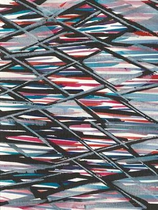 Chain Link I Digital Print by Fuchs, Jodi,Abstract