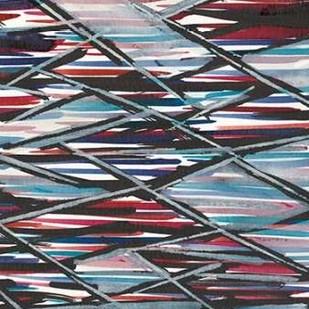 Chain Link II Digital Print by Fuchs, Jodi,Abstract