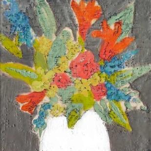 Susans Garden I Digital Print by Goldberger, Jennifer,Impressionism
