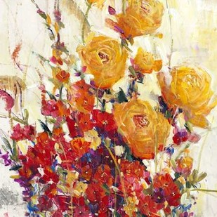 Mixed Bouquet II Digital Print by O'Toole, Tim,Impressionism