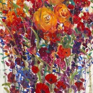 Mixed Bouquet III Digital Print by O'Toole, Tim,Impressionism