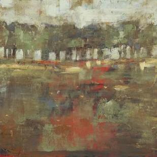 Marsh Plane II Digital Print by Goldberger, Jennifer,Impressionism