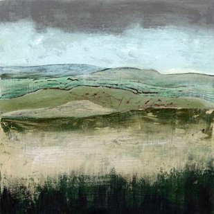 Crystal Moorland I Digital Print by Popp, Grace,Impressionism